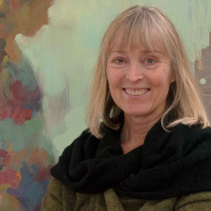 Artist Ingrid Christensen - Oceanside Art Gallery