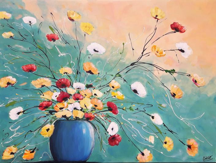 Artist Cisco - Oceanside Art Gallery