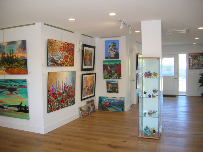 Vancouver Island Art Galleries