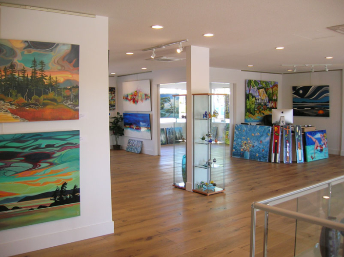 West Coast Art Galleries